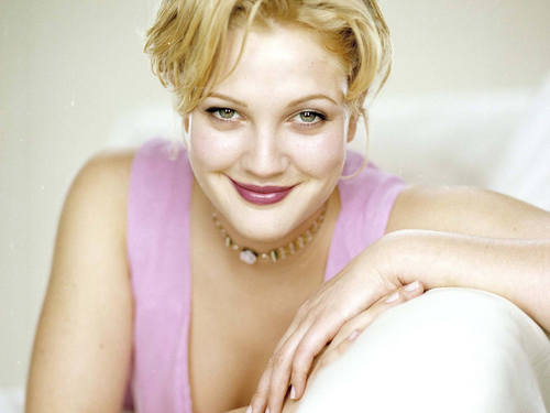 Drew Pretty Wallpaper - drew-barrymore Wallpaper