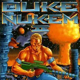 Duke Nukem ][