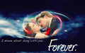 tv-couples - Edward & Bella wallpaper
