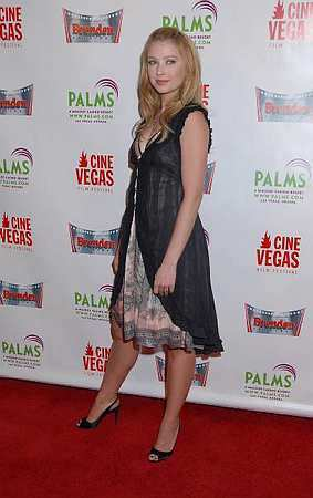 "Elisabeth Harnois - Cinevegas Opening Night - ""Strangers With Candy"" Screening"