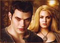 Emmett and Rosalie - twilight-series photo