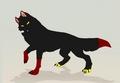 Eva 狼, オオカミ