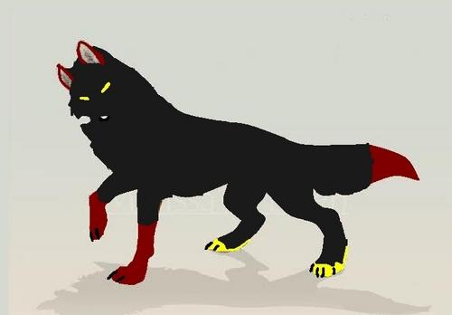 Eva بھیڑیا
