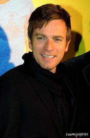 "Ewan McGregor at the Photocall for ""I 爱情 你 Phillip Morris"""
