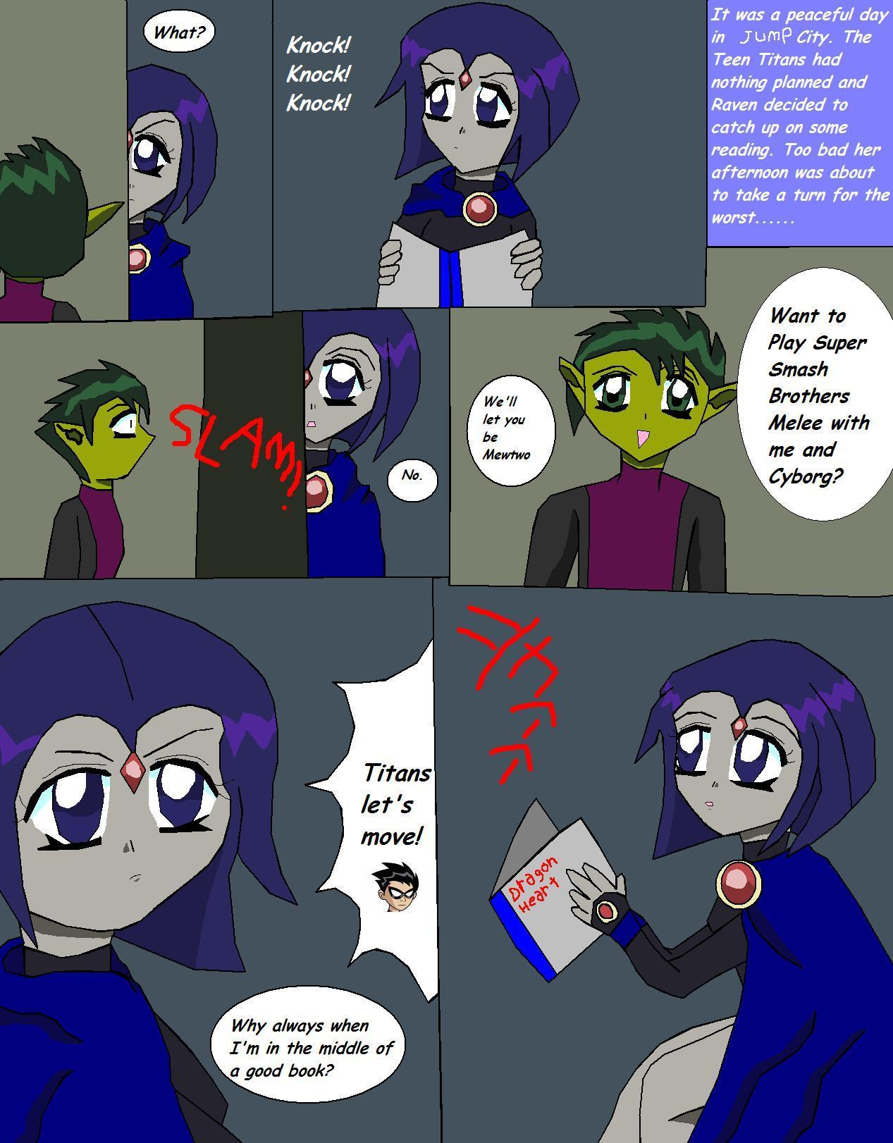 Fan made comic