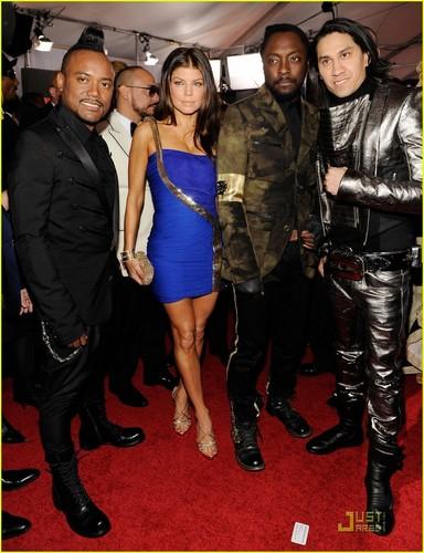 Ferige @ 2010 Grammy Awards