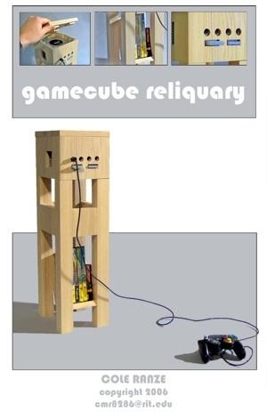 Gamecube Tower 2