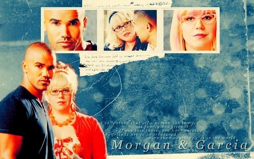 Garcia / मॉर्गन