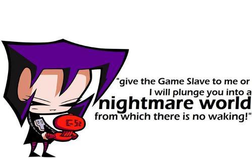 Gaz's Nightmare World