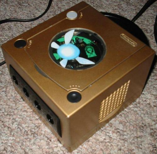 सोना Zelda Gamecube