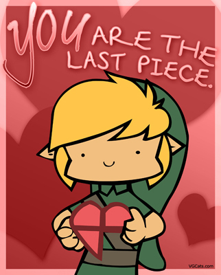 Zelda Happy Valentine s Zelda Valentine