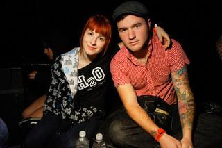 Hayley Williams & Chad Gilbert