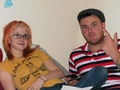 Hayley Williams & Chad Gilbert