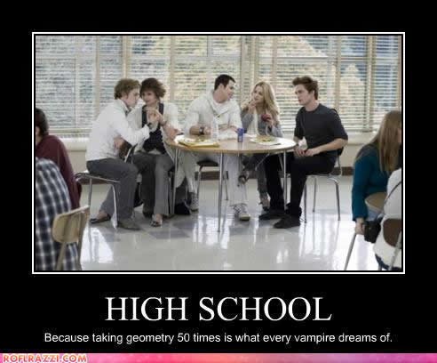 High school... again!