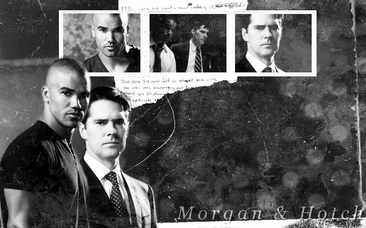 Hotch / morgan
