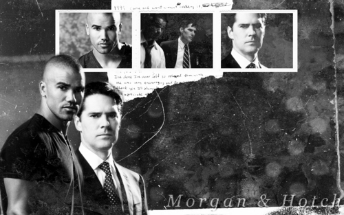 Hotch / morgan