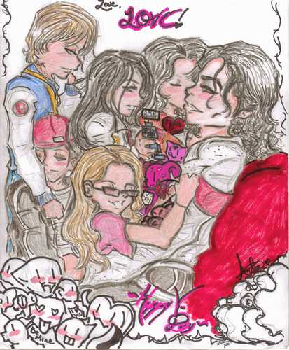 I cinta You,Daddie-Contest MJ