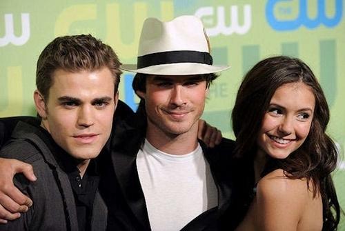 Ian, Nina, and Paul