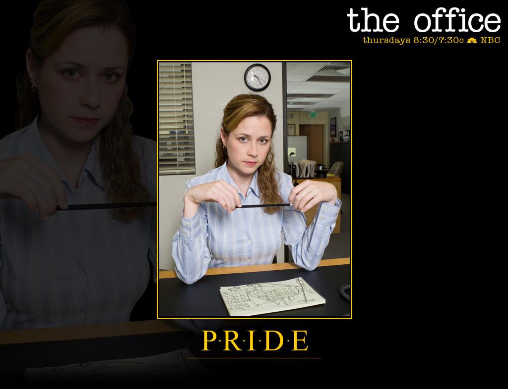 Pam Halpert Images Jenna Fischer The Office Wallpaper HD And Background Photos