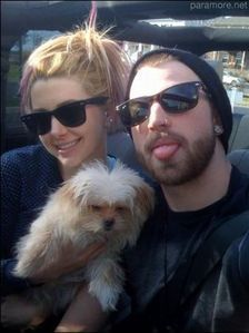 Paramore fond d'écran called Jeremy Davis & Jesse Lee
