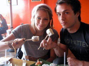 Josh Farro & Jenna riz