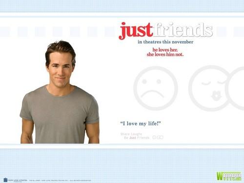 Just friends fondo de pantalla