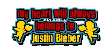 Justin Bieber Valentine komentar