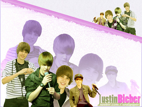 Justin beiebr Hot wallpapers 2010
