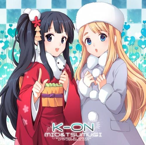 K-ON Mio&Tsumugi