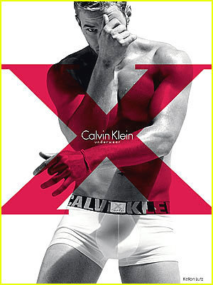 Kellan Lutz For Calvin Klein
