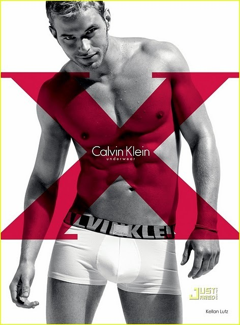 Kellan Lutz Strips Down To His Calvin Klein Underwear