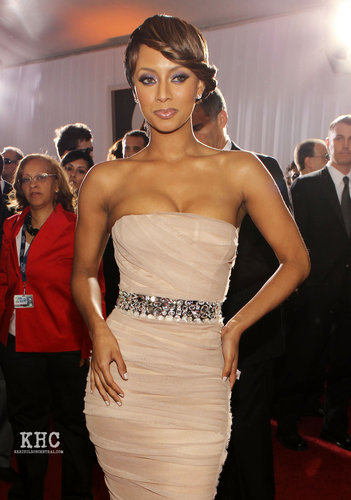 Keri Hilson wallpaper titled Keri at Grammy Award 2010