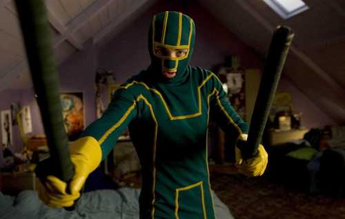 Kick-Ass | Production Still
