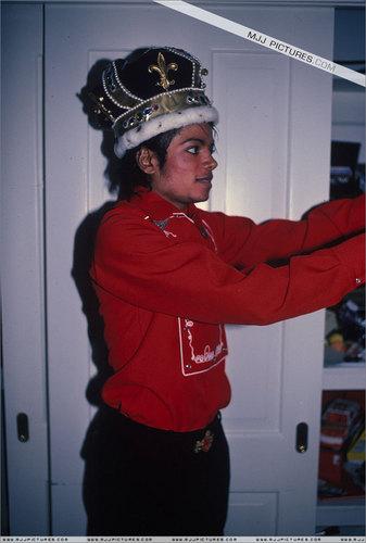 King Michael Jackson!!
