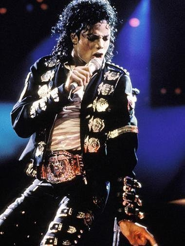 King of Pop !