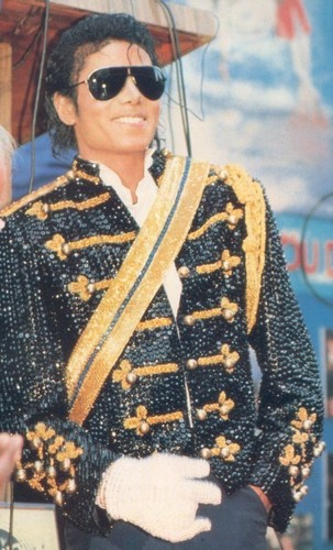King of Pop, forever with us !
