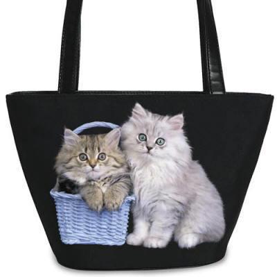 고양이 Shopping Bag