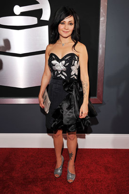 Lacey Mosley wallpaper entitled Lacey at the Grammys