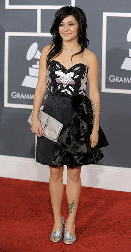 Lacey Mosley वॉलपेपर entitled Lacey at the Grammys