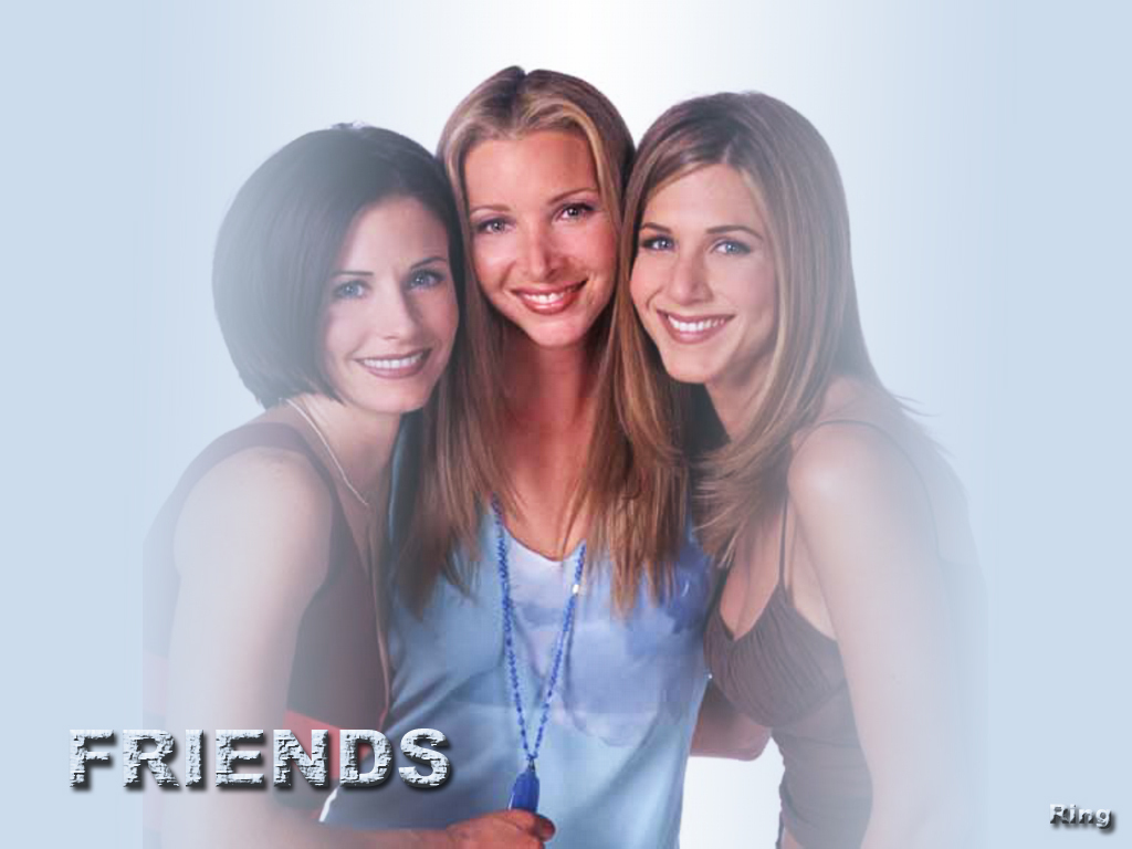 Ladies of FRIENDS
