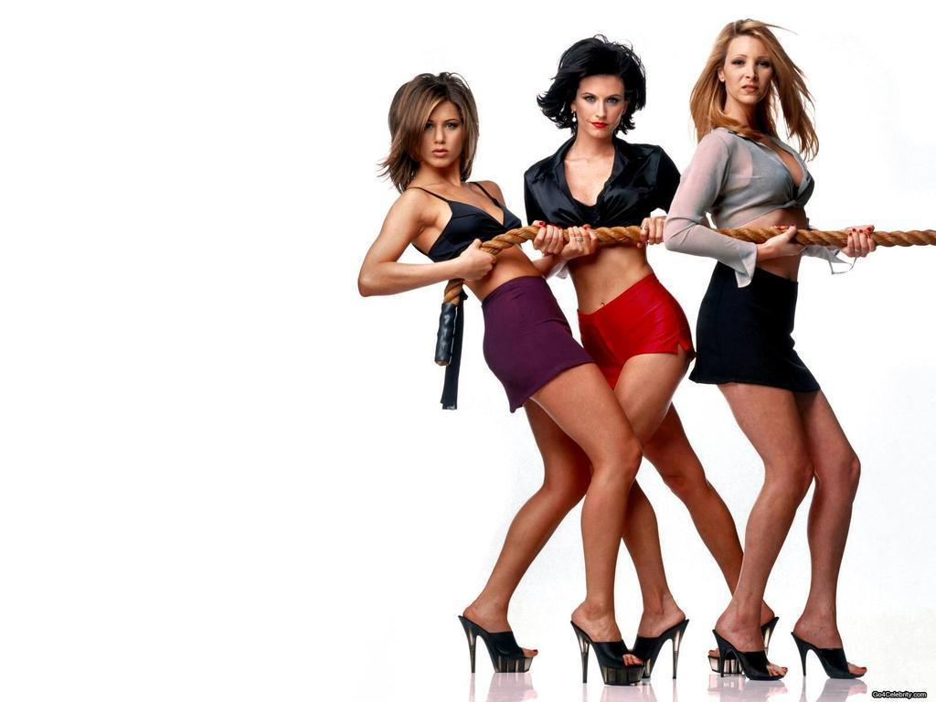 The Girls Of Friends Images Ladies FRIENDS HD Wallpaper And Background Photos