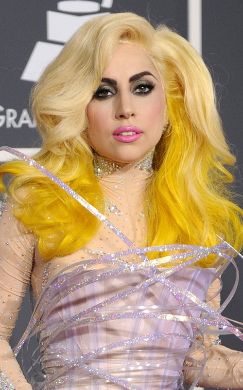 (Lady GaGa - 2010 Grammy ) lady gaga pictures 2010