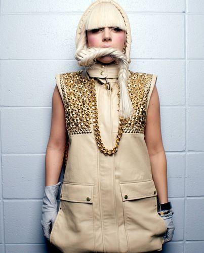 Lady GaGa Parlour Magazine Full Set 3 2009
