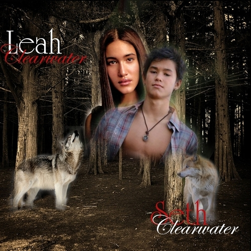 Leah and Seth