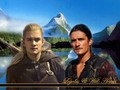 Legolas & Will2 - legolas-greenleaf wallpaper