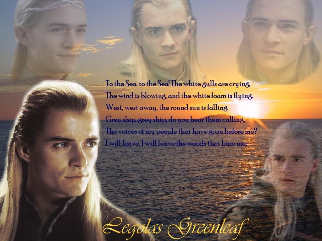 Legolas-call-of-the-sea