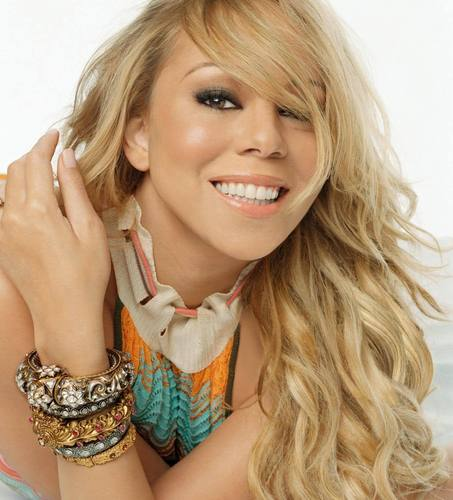 MC Cosmo Girl photoshoot - mariah-carey Photo