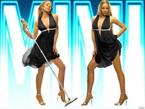 Mariah 바탕화면