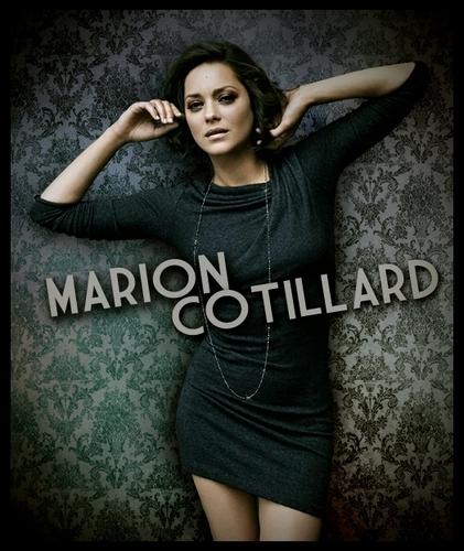 Marion Cotillard by MoMusicJunkie