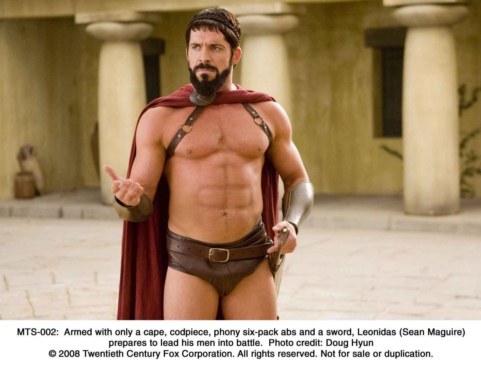 Movies meet the spartans